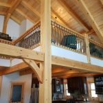 Chetek Wisconsin Timber Frame Home