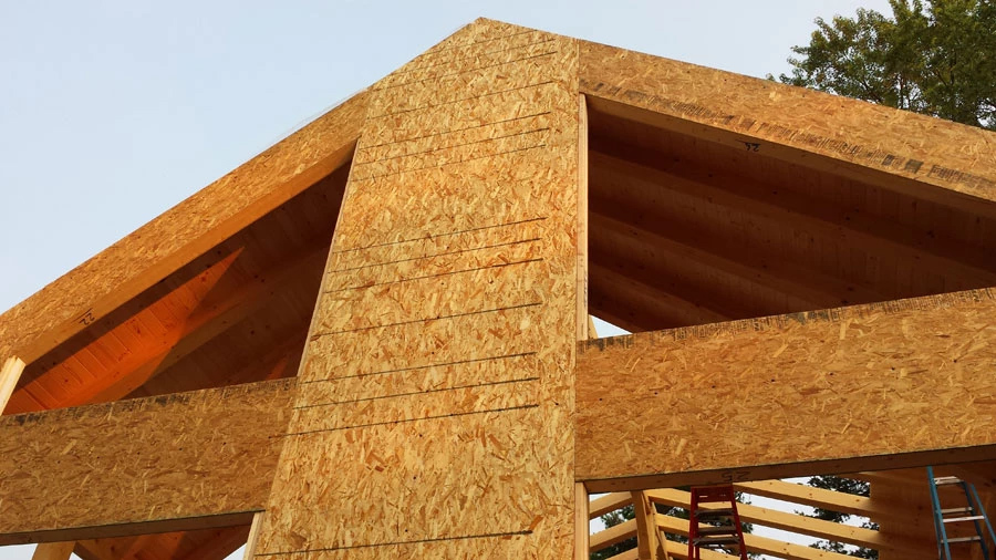 Structural Insulated Panels Custom Timber Frames
