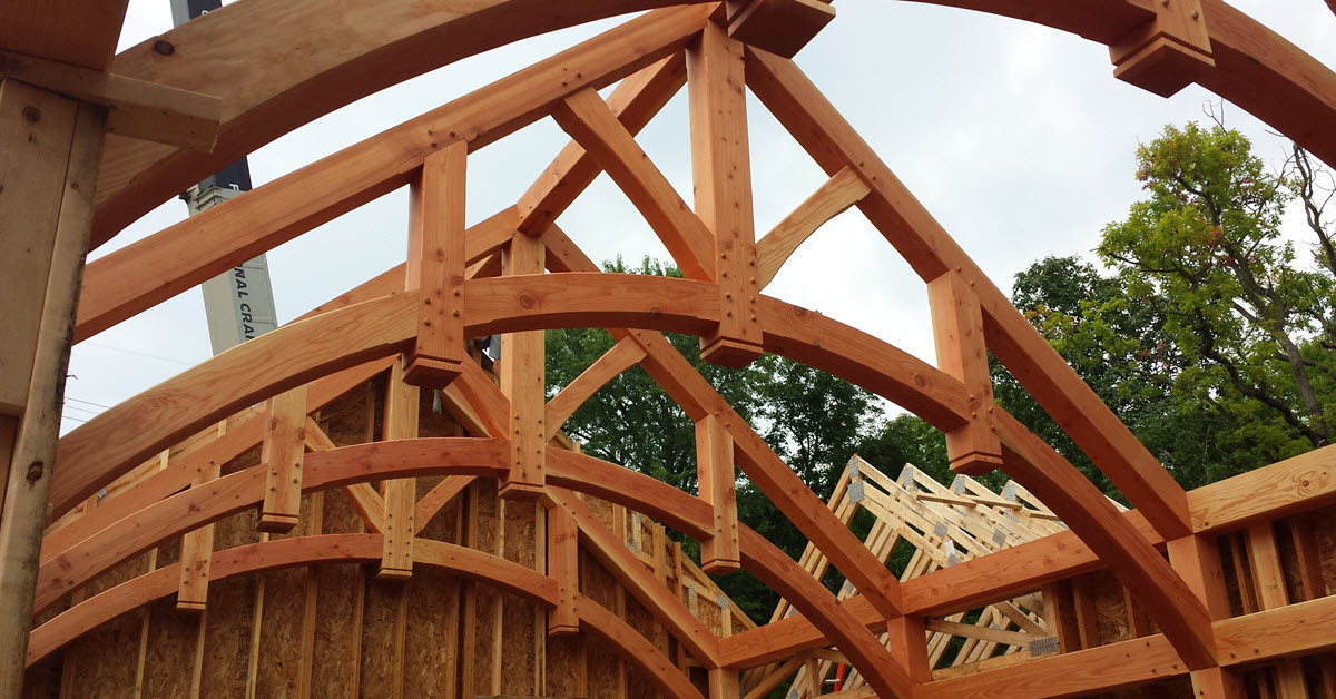 reasons to choose timber framing for your new home